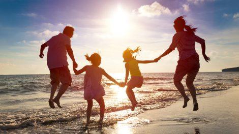 Een goede gezondheid voor de volledige familie: de basis van een geslaagde vakantie