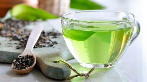 Elke dag een kopje witte of groene thee