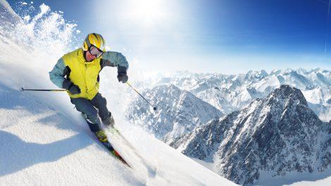 Je gaat tijdens de wintersport spiergroepen gebruiken die in je dagelijks leven nauwelijks in actie hoeven te komen