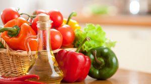Zonnebloem olie - natuulijke bron aan vitamine E